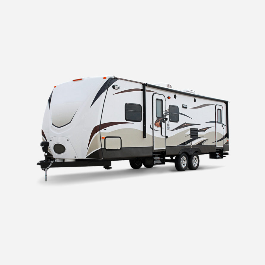 Conventional/Expandable Travel Trailer
